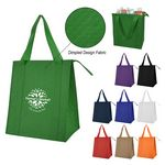 Custom Dimples Non-Woven Cooler Tote Bag