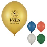 "17"" Metallic Tuf-Tex Balloon"