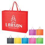 Custom Illusion Laminated Non-Woven Tote Bag
