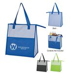 Matte Laminated Island Non-Woven Cooler Bag