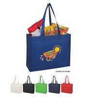 Matte Laminated Non-Woven Shopper Tote Bag