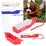 Custom Squeeze and Serve Pet Water Bottle