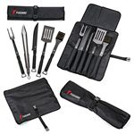 Custom Basecamp 6-piece BBQ Grill Set