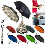 Custom Stratus Reversible Umbrella