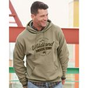 Custom Jerzees NuBlend Hooded Sweatshirt