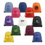 Custom Brady XL Drawstring Sports Pack Bag