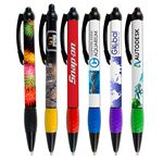 Full Color Wrap Pen w/ Grip