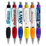 Custom Full Color Wrap Pen w/ Wide Grip
