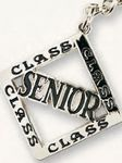 Senior Class Key Ring Emblem