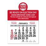 Custom Vote Peel-N-Stick Multi-Use Calendar