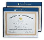 Custom Economy Wall Certificate/ Diploma Folder