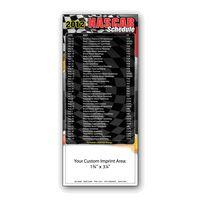"""Racing Calendar Magnet (3 1/2""""x8"""")"""