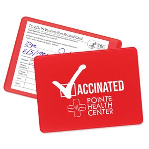 Small Vaccination Card Holder
