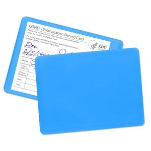 Bright Blue Blank