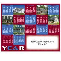"XXL Magnetic Calendar - Totally Custom (8-1/2""x10-1/2"")"