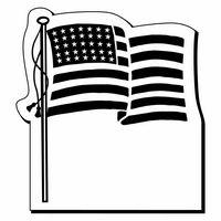 American Flag NoteKeeper