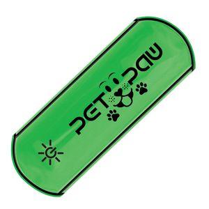 Custom Imprinted Paw Reflector Id Tags For Under A Dollar!