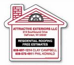 House Magnetic Sign (14 5/8