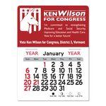 Custom Democrat Peel-N-Stick Multi-Use Calendar