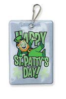 Zip-Clip™ - Happy St. Patty