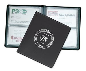 Professional Large Capacity Business Card Case (48)