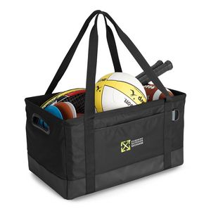 Life in Motion Deluxe Utility Tote - Black