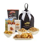 Custom Delicious Ditty Snack Bag Black