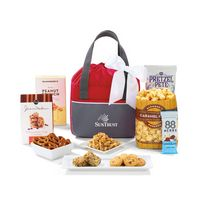 Dover Delights Snack Pack Cooler Red