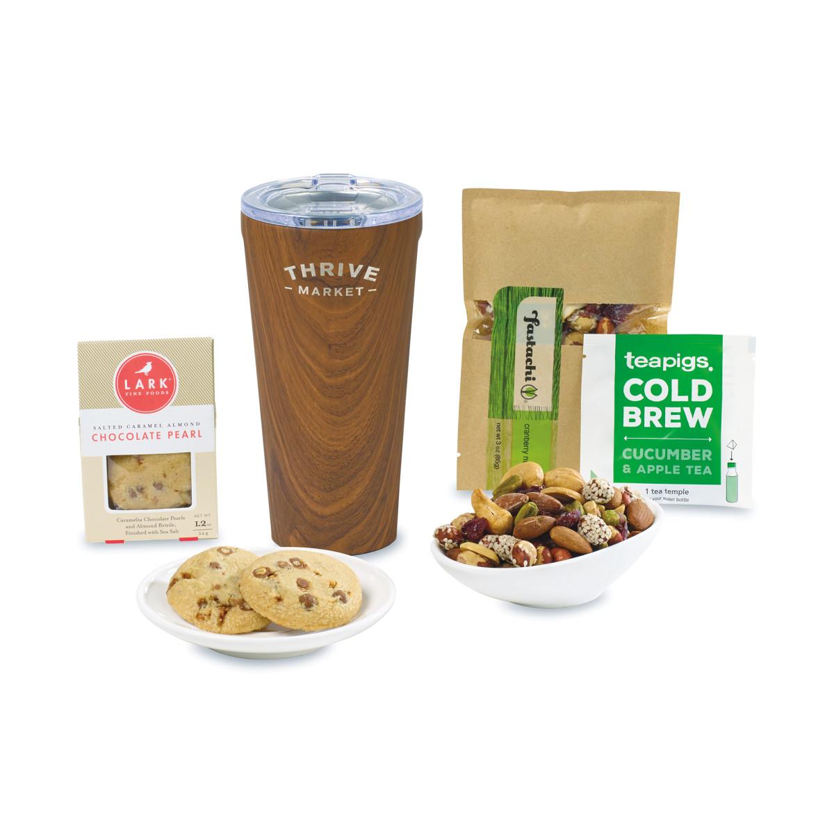 Corkcicle® Welcoming Wonder Tumbler Gift Box - Walnut