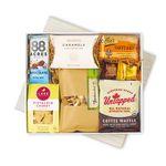 Gratitude & Goodies Gift Box - Light Grey
