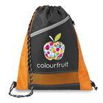 Custom Spark Sport Cinchpack - Orange