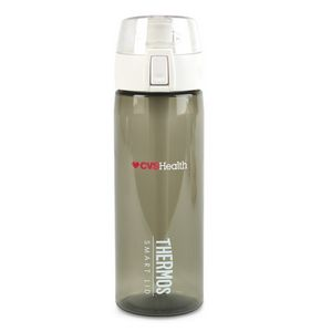 Thermos® Connected Hydration Bottle with Smart Lid - 24 Oz. Grey