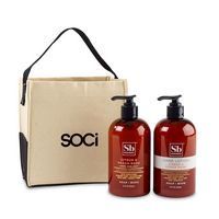 516256519-112 - Soapbox™ Cleanse & Soothe Gift Set - Natural-Citrus & Peach Rose - thumbnail