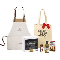 Taco Tuesday Night Gift Set - Natural