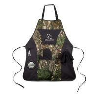 Grill Master Apron Kit - Camo Tree-Black