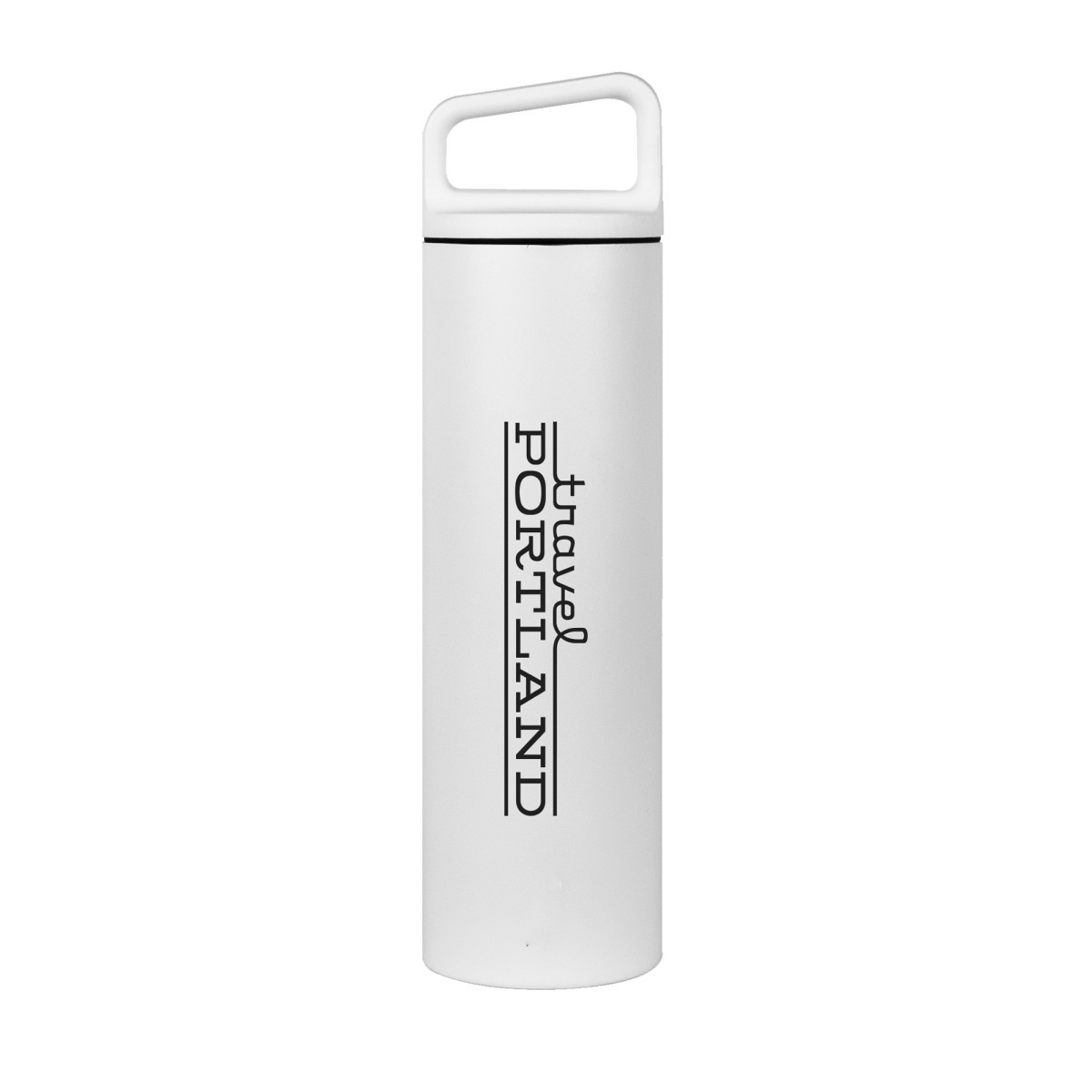 MiiR®Vacuum Insulated Wide Mouth Bottle - 20 Oz. White