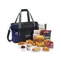 Dumont Team Celebration Gourmet Cooler Navy-Blue