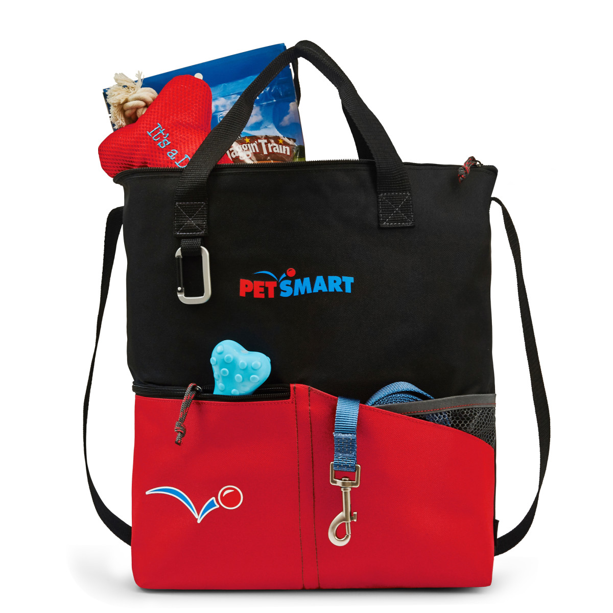 Synergy All-Purpose Tote Red