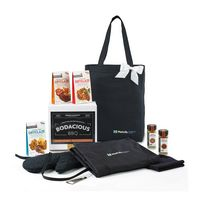 Bodacious BBQ Gift Set - Black-Royal