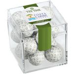 Custom Birdie Snack Collection - Chocolate Golf Balls