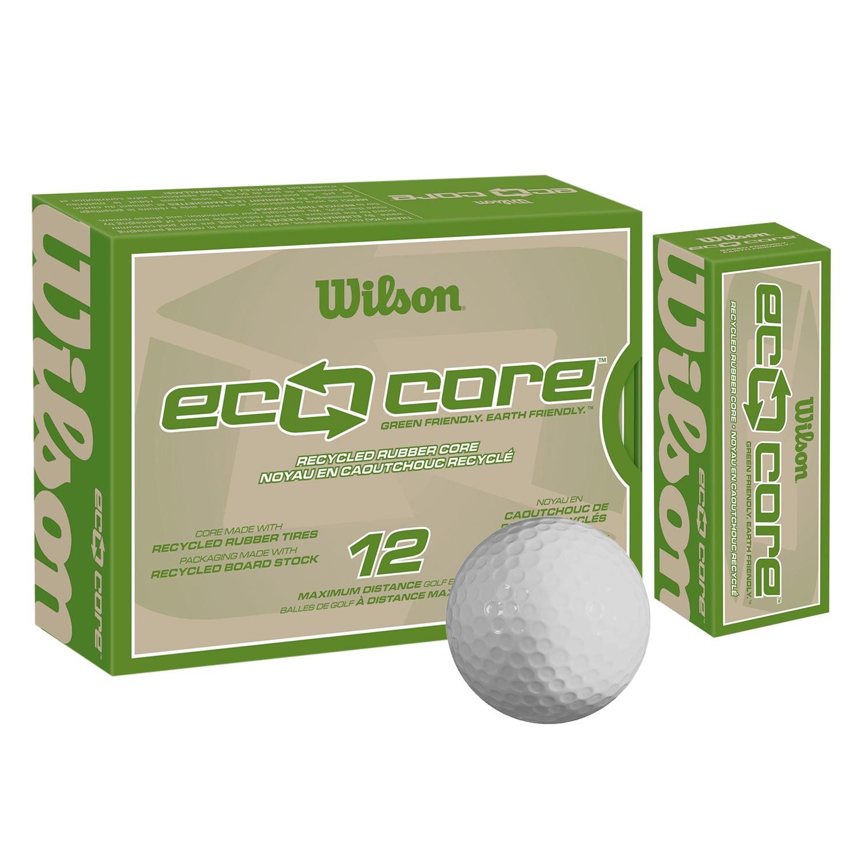 Wilson Eco Core Golf Ball (Factory Direct)