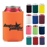 Collapsible Foam Can Holder - 2 Sided