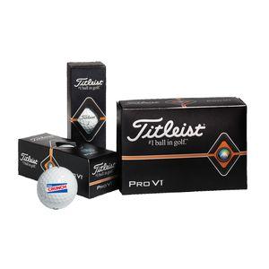 Titleist Pro V1 Half Dozen Factory Direct Balls