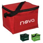 Custom Non-Woven 6 Pack Cooler Bag While Supplies Last
