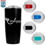 22 oz Odin Double Wall Made in USA Tumbler