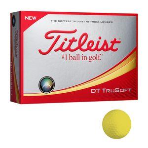 Titleist DT TruSoft Balls