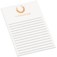 """4"""" x 6"""" Adhesive Notepad - 25 Sheets"""