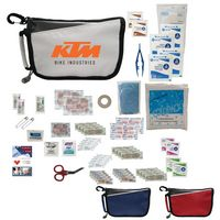 Essential First Aid Safety Kit
