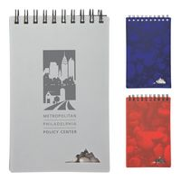 "3-1/2"" x 5"" Stone Paper Jotter"