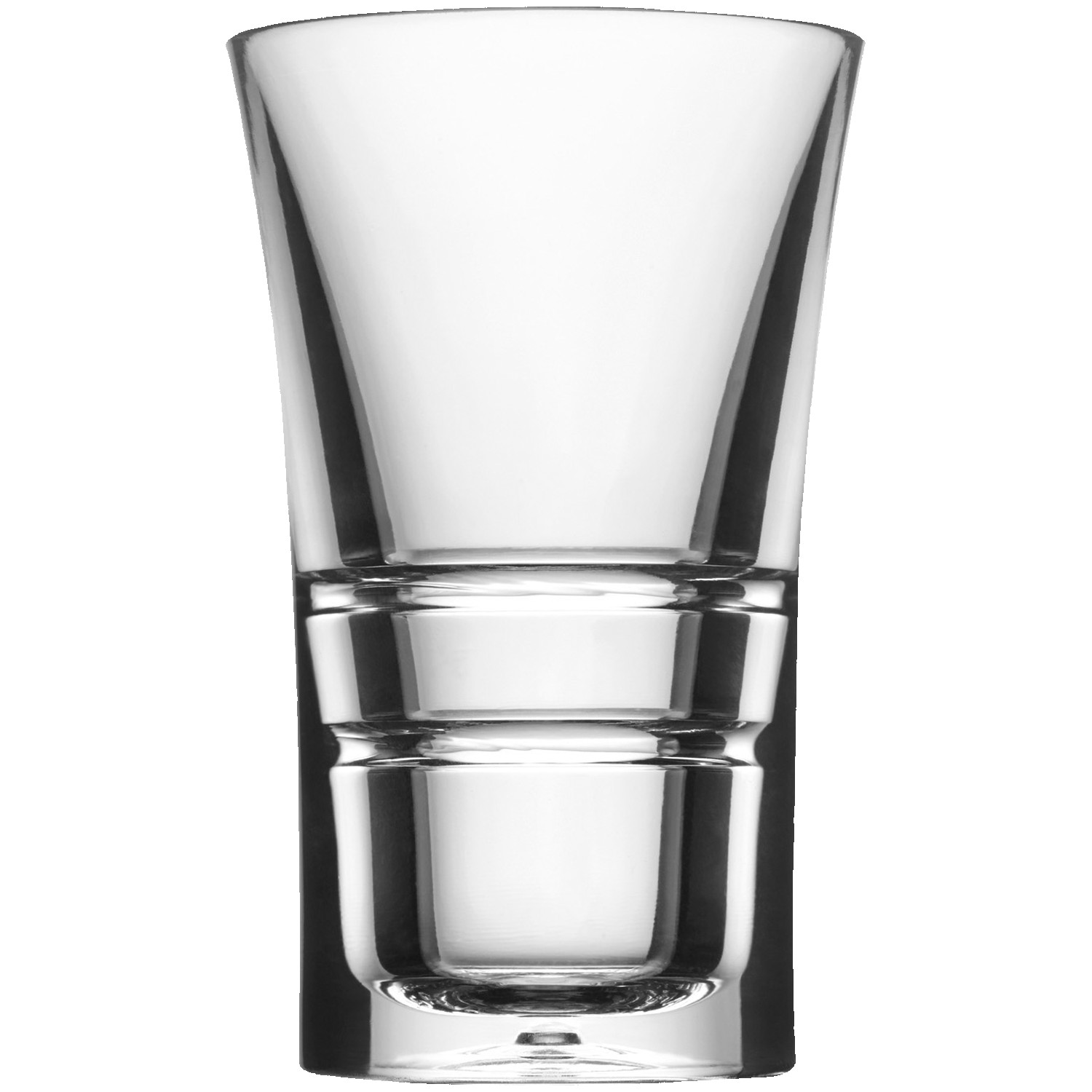 Blank 2oz Shot Synthetic Glass While supplies Last